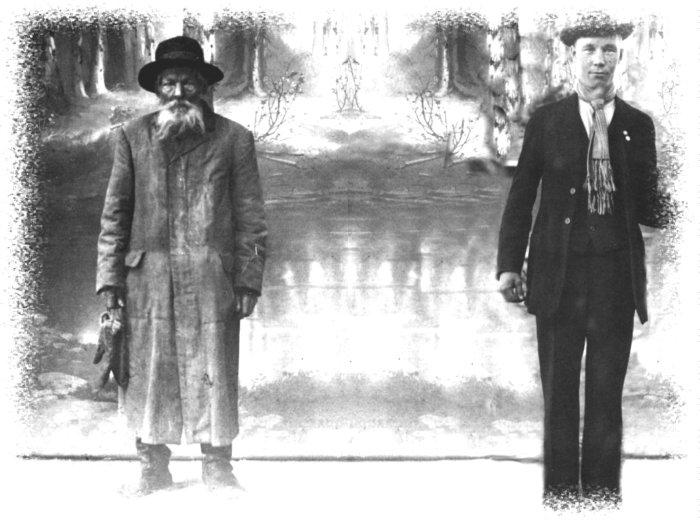 Moshe & Schlomo