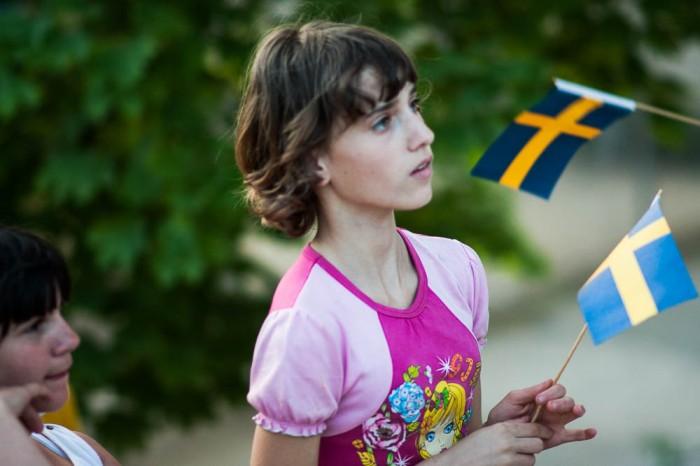 svenka flaggor